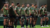 Brian McClennan reacts to Warriors disastrous 50-6 loss to Storm