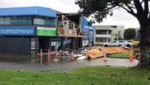 Tornado tears through East Tamaki buildings
