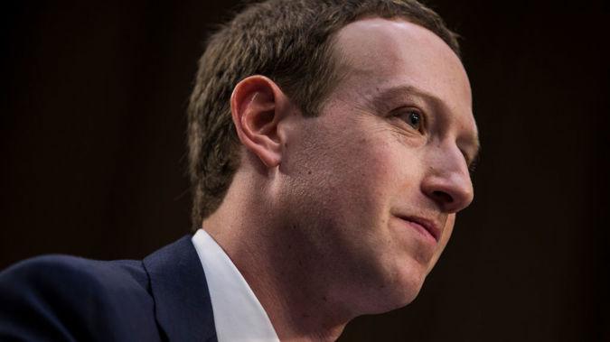 Mark Zuckerberg. (Photo / Getty)