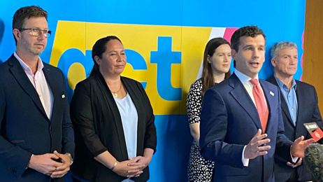David Seymour: Act Party announces surprising party list for 2020 election
