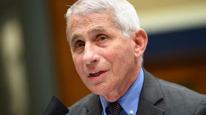Dr Anthony Fauci. (Photo / Getty)