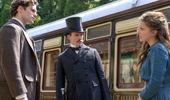 Henry Cavill portrays Sherlock Holmes in the movie. (Photo / Netflix)