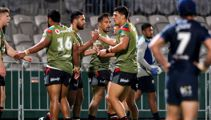 Warriors chief executive denies reports team could leave NRL