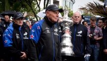'We were defrauded by scammers': Team NZ's Grant Dalton