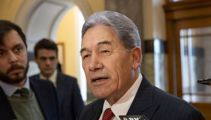 Winston Peters denies NZ First delayed roll out of cameras on fishing boats