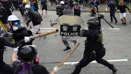 Nicolas Groffman: Hong Kong security law comes into force