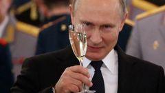 Vladimir Putin. (Photo / Getty)