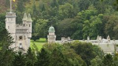 Employees at Balmoral Castle have complained about wet wipes being left on the estate and urged people not to use the spot as an outdoor toilet. (Photo / Getty)