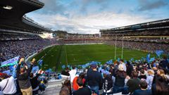 Eden Park has been busy the last few weeks with Super Rugby events. (Photo / Photosport)