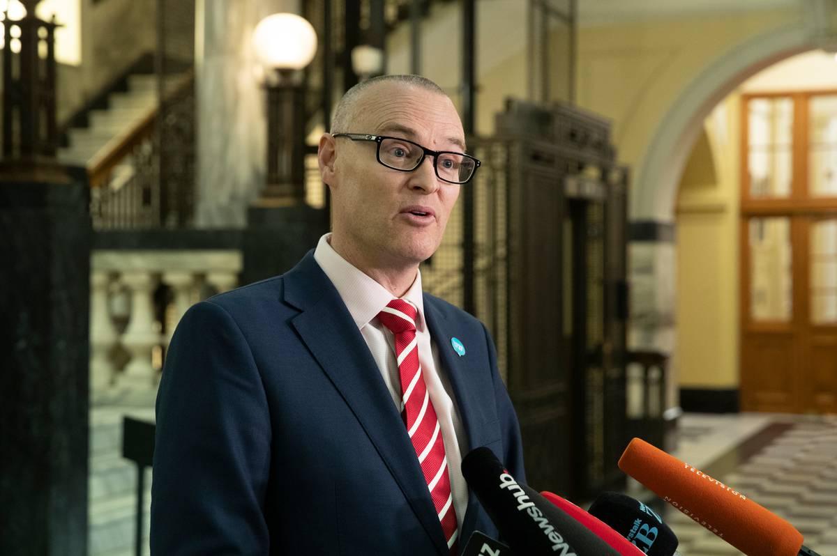 David Clark resigns as Health Minister