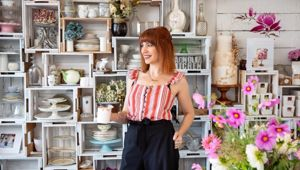 Bets Gee of sweet treat maker Magnolia Kitchen says she's received death threats for staying open as an essential business. File photo / Babiche Martens