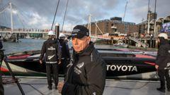 Team New Zealand boss Grant Dalton. (Photo  / NZ Herald)