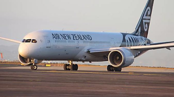 Air New Zealand said some passengers would need to be moved to another flight and have travel plans disrupted. Photo / File