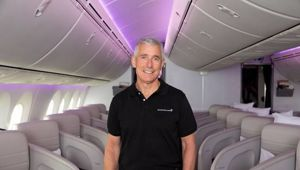 Air New Zealand chief executive Greg Foran. (Photo / Supplied)