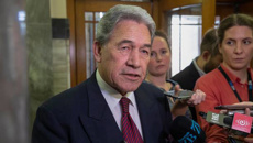 Deputy Prime Minister Winston Peters takes medical leave