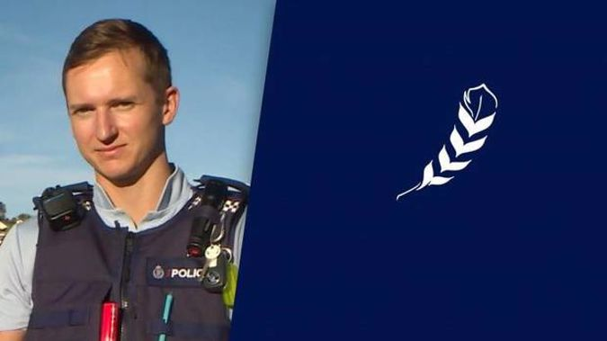 Contable Matthew Hunt will be farewelled today at a funeral at Eden Park. Photo / NZ Police