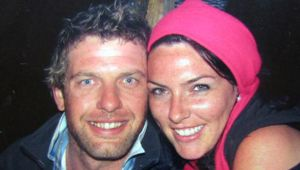 Kylee and Scott Guy married in 2005. Photo / NZ Police, NZPA