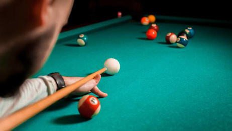 Sex charge over alleged pool cue assault