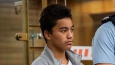 Teen murderer Haami Hanara caught by police after 'short foot pursuit'