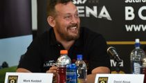 Boxing: Parker and Fa camps at loggerheads
