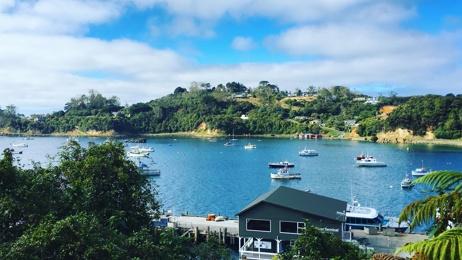 Mike Yardley: First foray to Stewart Island