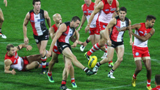 Gerard Whateley: No team in the AFL is playing in their home state this weekend