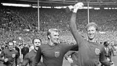 Tom Rennie: Jack Charlton told Bobby Moore to kick it into Row Z, not pass it to Geoff Hurst