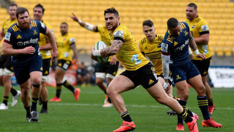 Super Rugby Aotearoa: Hurricanes grind past Highlanders