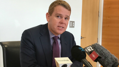 Chris Hipkins weighs in on Australian deportees, isolation facilities and fees