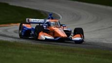 Andrew Alderson: Scott Dixon triumps in IndyCar race at Road America