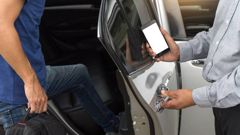 """An Auckland man was banned from Uber after a driver made a """"fake report"""" of damages. (Photo / 123RF)"""