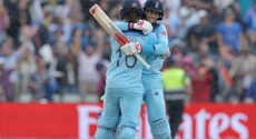 The 1 year anniversary of the 2019 Cricket World Cup final