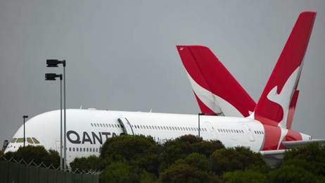 Qantas cancels all international flights until March 2021