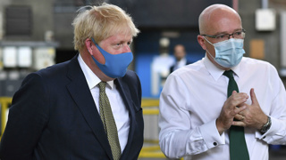 UK makes face masks in shops compulsory