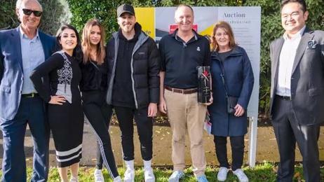 Watch: John Key helps son Max snap up $1.4m Mt Albert villa