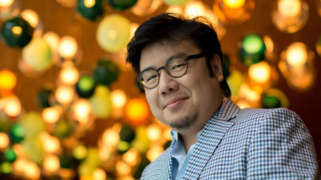 Kevin Kwan: 'Crazy Rich Asians' author releases new book