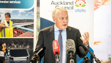 Phil Goff: Rates increase will prevent drastic measures to tackle water crisis