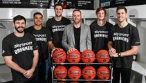 Basketball: Breakers build roster