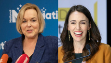 The Panel with Peter Dunne: Can Judith Collins beat Jacinda Ardern?