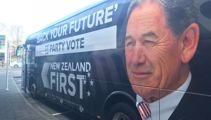 Jason Walls: NZ First goes back to the future during party conference