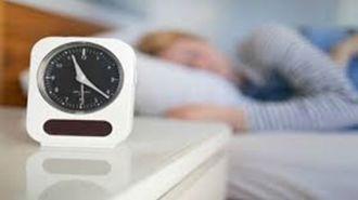 Dr Alex Bartle: Having a good nights sleep