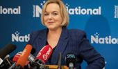 Labour may have ghost trains, but Judith Collins and National have announced ghost roads. (Photo / NZ Herald)