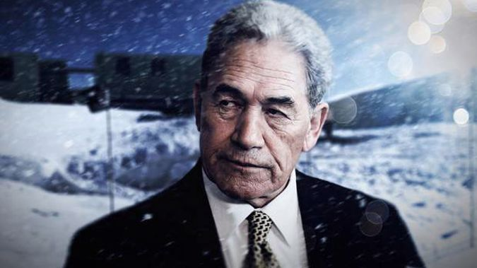 Winston Peters is the minister responsible for Antarctica. Photo / RNZ