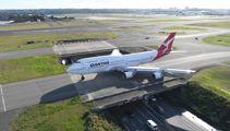 Qantas retiring last Queen of the Skies plane as Boeing 747s vanish