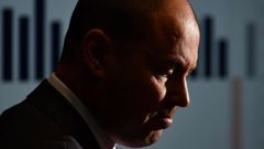 Treasurer Josh Frydenberg deliver his economic update. Picture: Sam Mooy/Getty ImagesSource:Getty Images