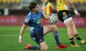 Super Rugby: Barrett moves to number 10