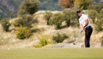 Golf: Ryan Fox at the British Masters