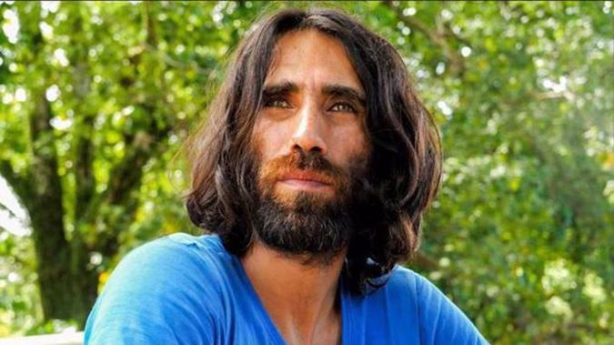 Behrouz Boochani has been given refugee status in New Zealand. Photo / RNZ