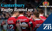 Canterbury Rugby Round Up - Alana Bremner