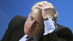 UK Prime Minister Boris Johnson. (Photo / File)